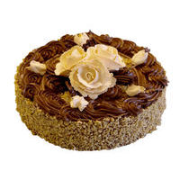 49. Kiev cake with hazelnuts